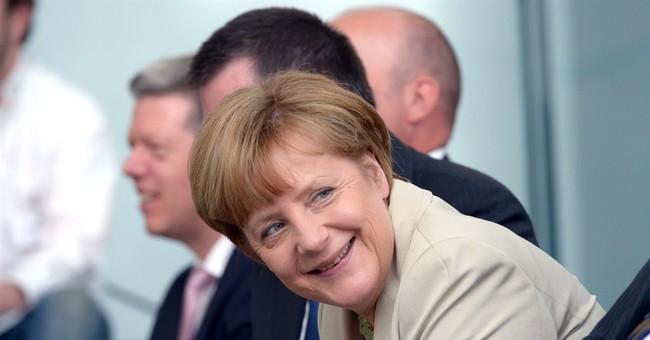 Germany's Merkel to meet Putin at France event