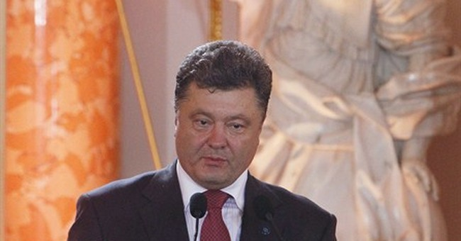 Ukraine president faces tough realities at home