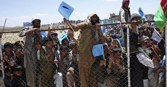 Former warlord endorses Abdullah in Afghan vote
