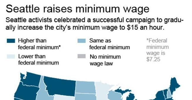 $15 minimum wage permits few luxuries in US cities