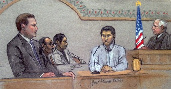 Friend says he thought Tsarnaev was bomb suspect