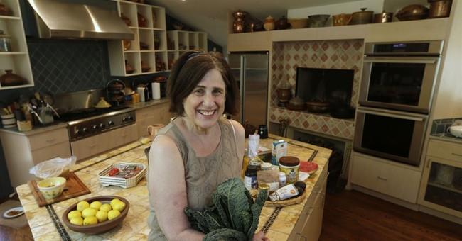 Paula Wolfert fighting Alzheimer's with food