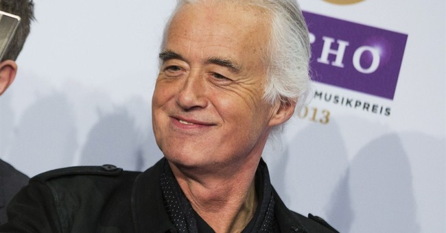 Jimmy Page on Zeppelin rereleases, Robert Plant