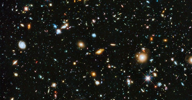NASA snaps cosmic color portrait 'and then some'