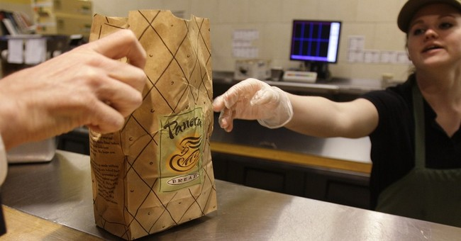 Panera swears off artificial ingredients