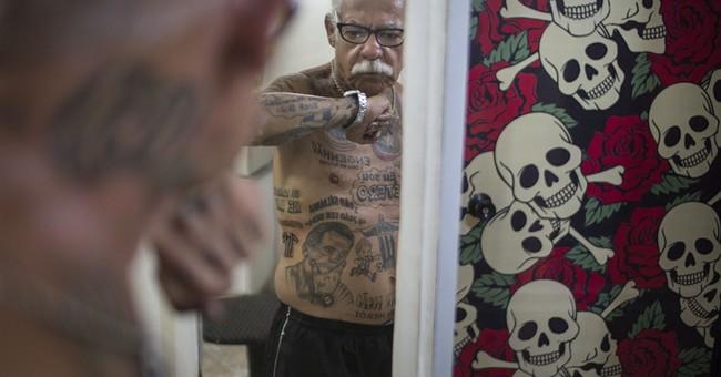 AP PHOTOS: Tattoos express Brazilians' soccer love