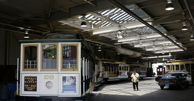 San Francisco files charge over transit sick-out
