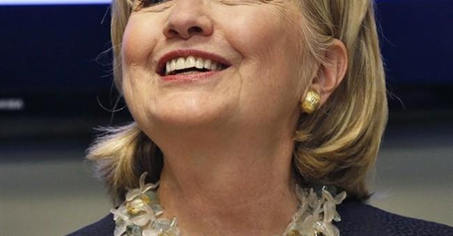 Hillary Rodham Clinton defends prisoner swap