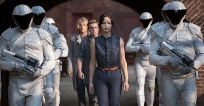 'Hunger Games' salute used as protest in Thailand
