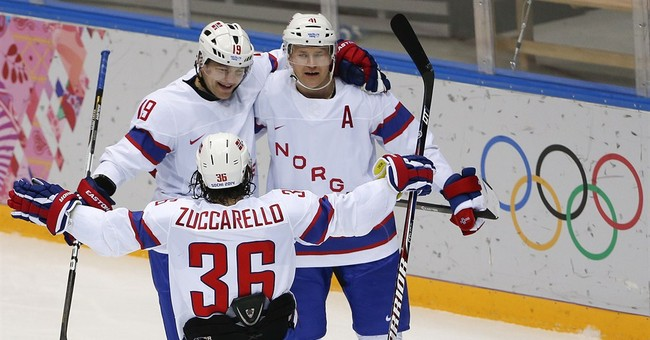 Zuccarello making name for Norwegian hockey in NHL