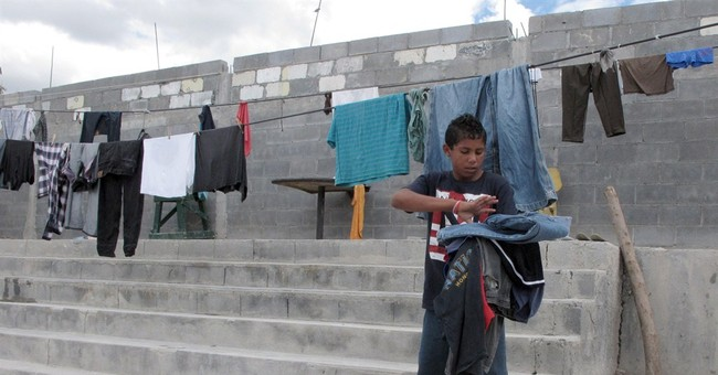 Child migrants driven to US by violence, poverty