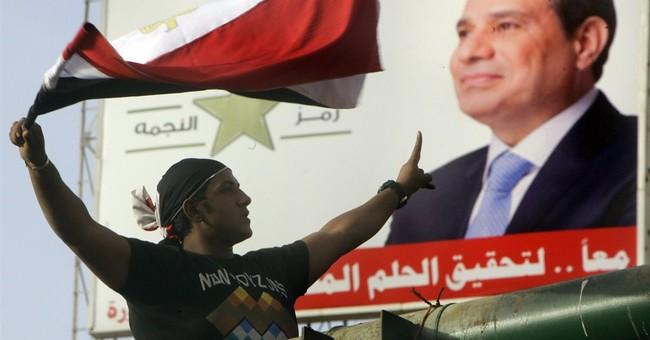 Egypt president decrees sexual harassment a crime