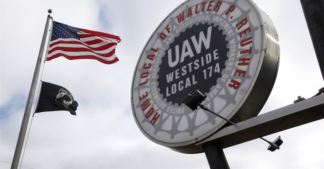 UAW raises dues for 1st time in 47 years