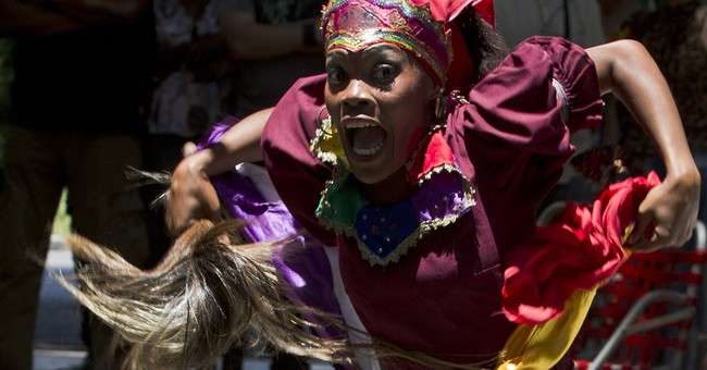 Women drummers break barriers in Cuba percussion