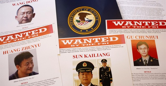 Little public action in Chinese cyberspying case