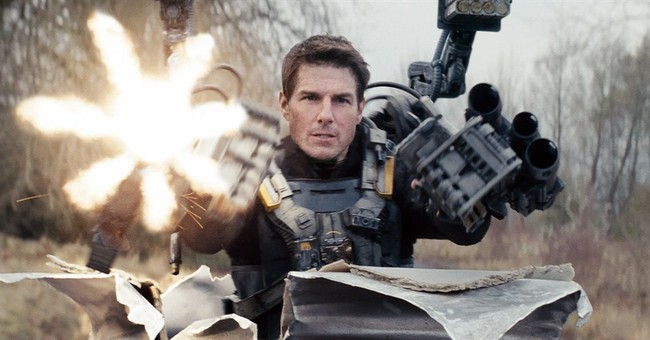 Review: 'Edge of Tomorrow' the right kind of rerun