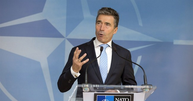 NATO defense ministers meeting on Russia challenge