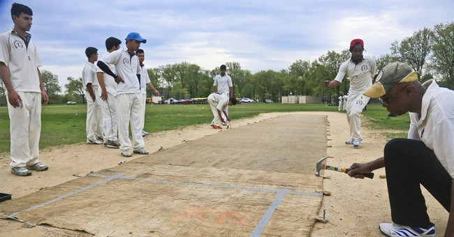 Immigrants fueling a US boom in cricket