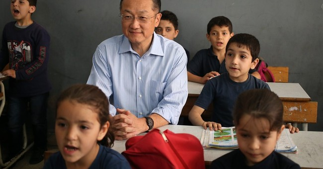 World Bank chief calls on donors to help Lebanon
