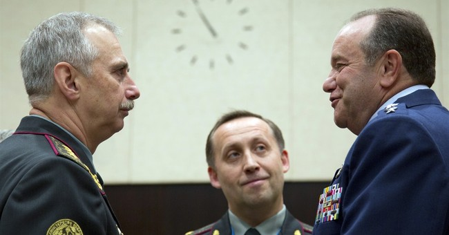 General: Russians are staying on Ukraine border