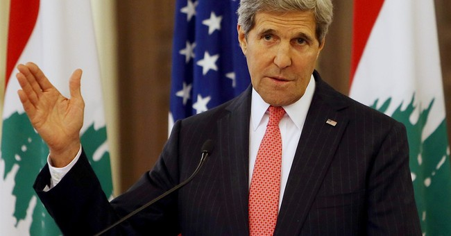 Kerry: US troubled by lack of Lebanese president