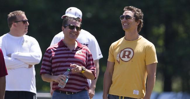 Redskins' RG3 enjoys a more tranquil offseason