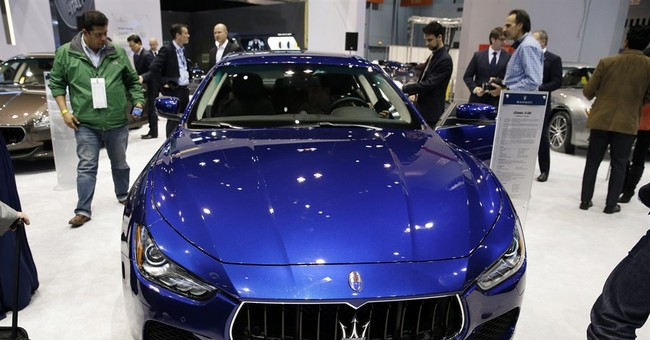 Maserati's stylish ride starts around $68,000