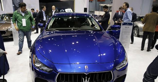 Maserati's stylish ride starts around $68,000