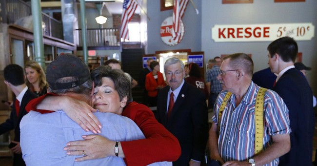 Iowa's Ernst wins primary by emphasizing her life
