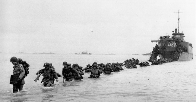 D-Day narrative started early, and still evolves