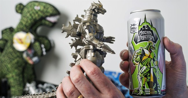 Godzilla's owners, brewery, settle case over beer
