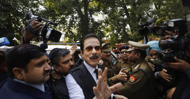 Top court rejects bail plea of Indian tycoon