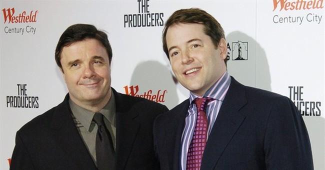 Nathan Lane, Matthew Broderick to reunite on B'way