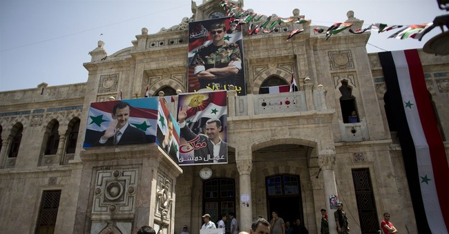 Syria's election shows depth of support for Assad