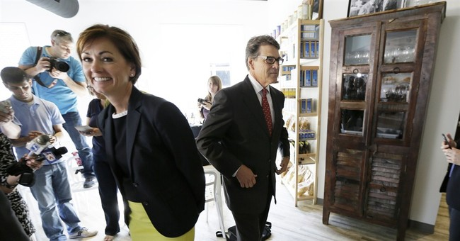 Texas GOP taking aim at parts of Perry's legacy