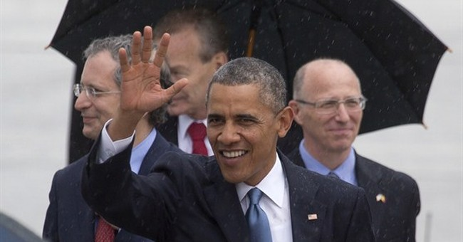 In Poland, Obama sees a guidepost for Ukraine