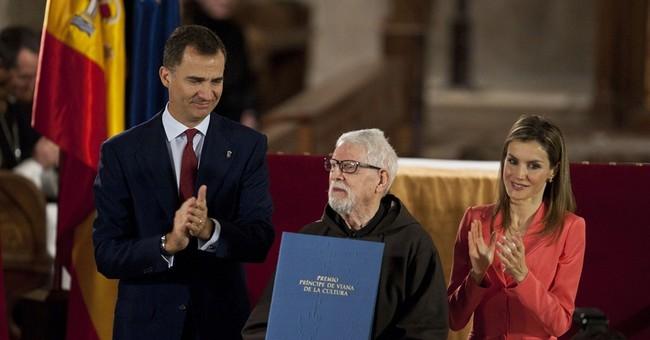 Spain's next king speaks of unity in first speech
