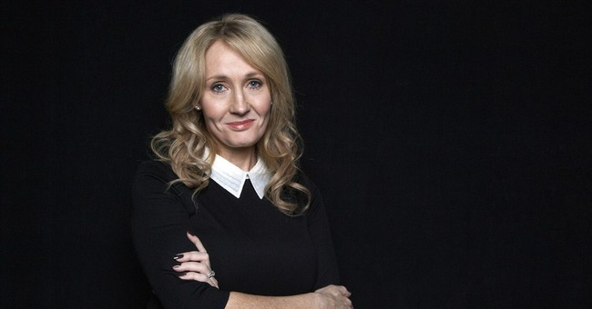 JK Rowling tweet tweaks Amazon in contract dispute
