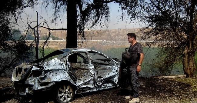 Bombings strike busy areas in Iraq, killing 25