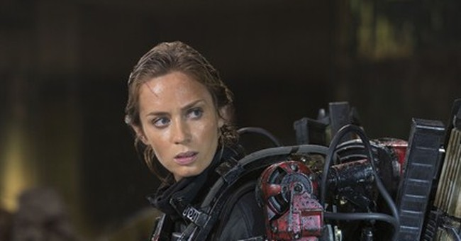 Blunt reveals new toughness in 'Edge of Tomorrow'