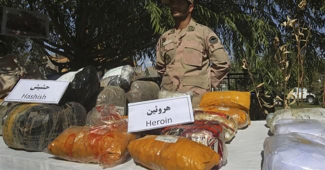 Iran tries to block Afghanistan's opium boom