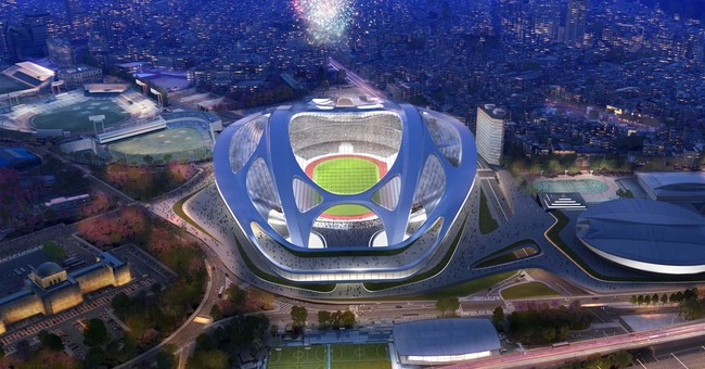 Japan organizers to review venue plans for Tokyo