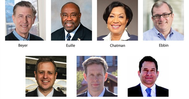 Glance of candidates in Va. congressional race