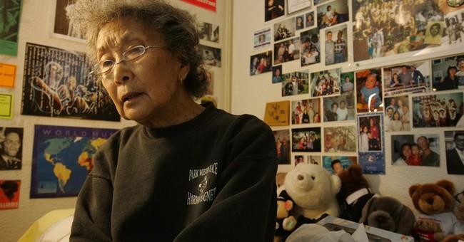 Civil rights activist Yuri Kochiyama dies at 93