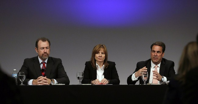 GM ousts 15 employees over ignition-switch scandal