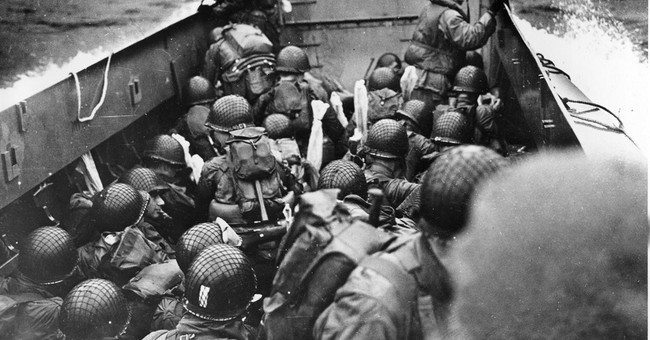 AP WAS THERE, 1944: Allies win footholds in France