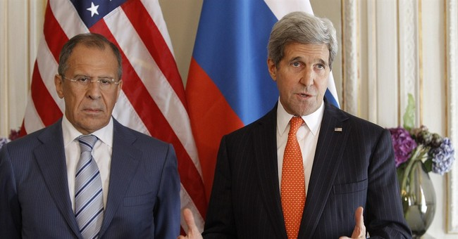 Kerry, Lavrov: Ukraine shouldn't be 'pawn'