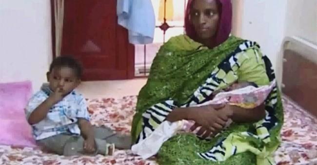Sudanese woman appeals 'apostasy' death sentence