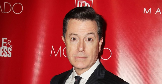 Colbert assails Amazon over delayed book shipments