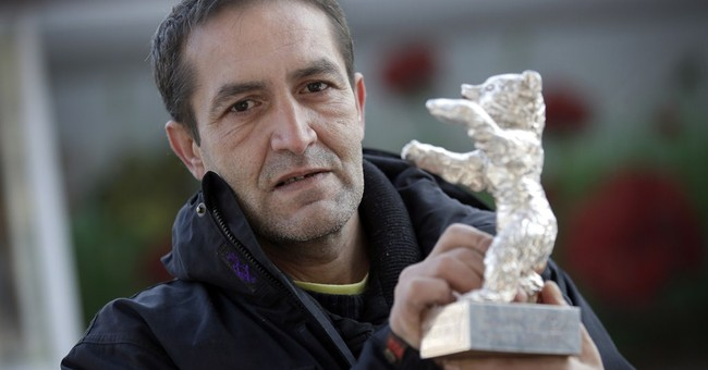 Actor who sought German asylum returns to Bosnia